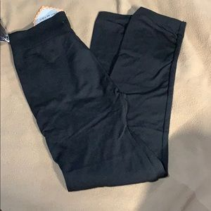 Fabric and fabric Pants - 5 pairs of women's leggings